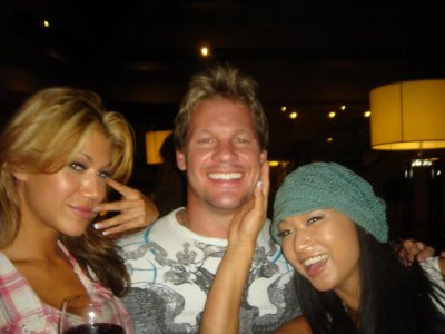 Rosa Mendes , Chris Jericho and Gail Kim
