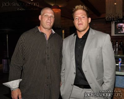 Jack Swagger et Kane