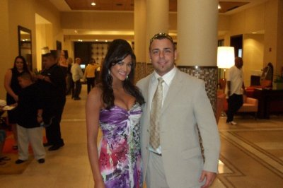Eve Torres And Santino Morella