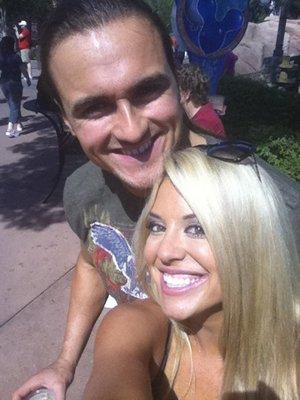 Drew McIntyre et Tiffany