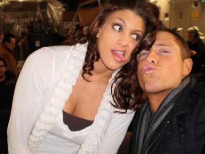 Eve Torres and The Miz