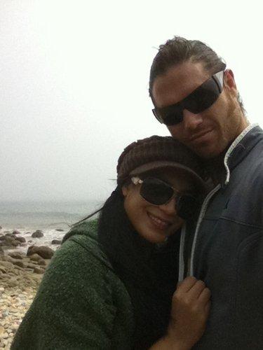 Melina et John Morrison