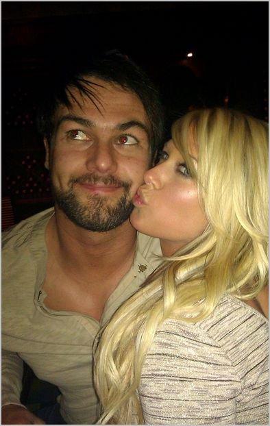 Kelly Kelly et Justin Gabriel