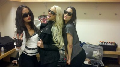 Les Soeur Bella And Maryse