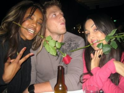 Jack , Alicia Fox and Une Soeur Bella