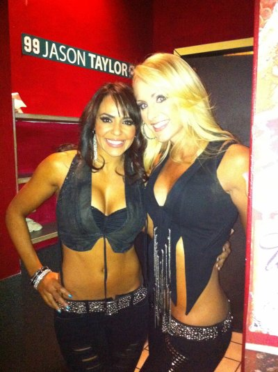 Layla et Michelle Mc Cool