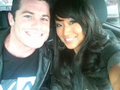 Evan et Gail Kim