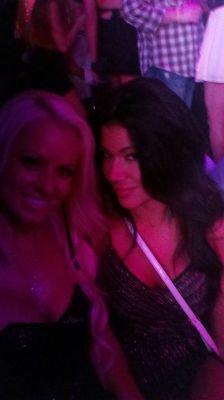 Maryse & Rosa Mendes