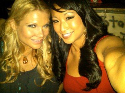 Beth Phoenix & Gail Kim