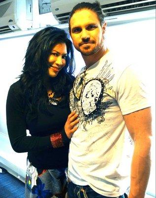 Melina et John