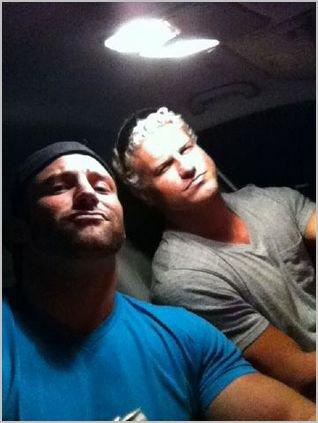 Zack Ryder & Dolf Ziggler