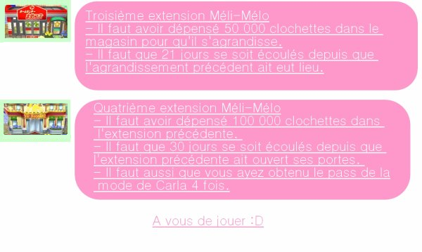 La boutique Méli Melo