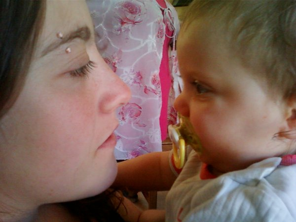 Moi &' Ma fille  <3