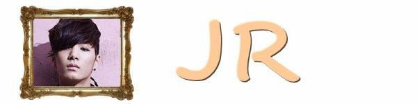 NU'EST : JR ( le leader )