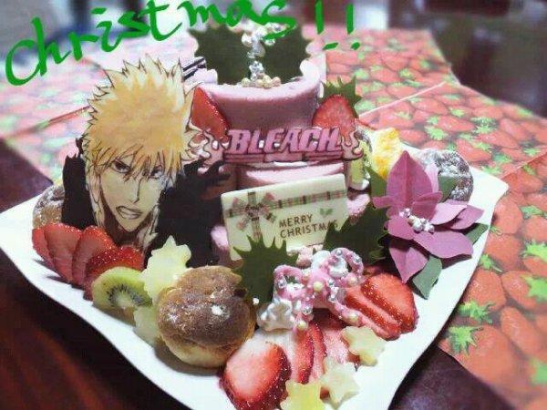 Ichigo cake!!!!