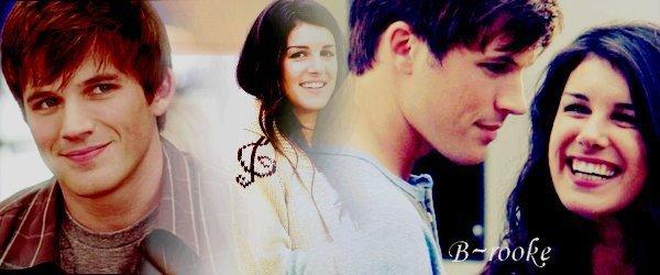 Episode 21  « Tu veux m'accompagner au mariage de Brooke et Nathan ?. »