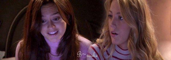 Episode 5     « C'est normale, c'est la recette de Brooke. »