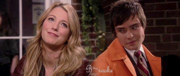Episode 7  « J'ai envie de t'embrasser Brooke  »