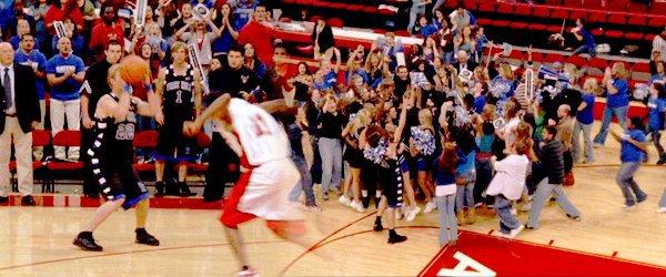 Episode 16  « Tu es à présent le meilleur joueur de basket au monde »