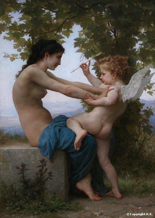 A) Cupidon