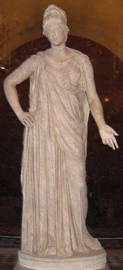 B) Athéna