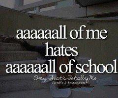 Back to school ~ Partie 2