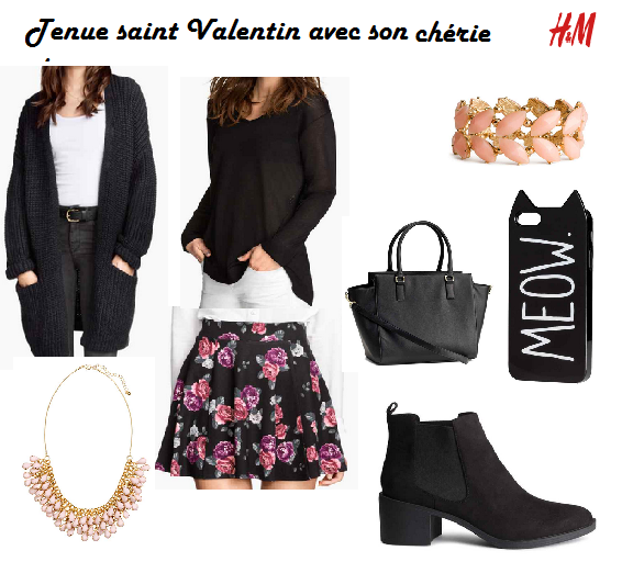 ♥ LookBook Saint Valentin Day ♥