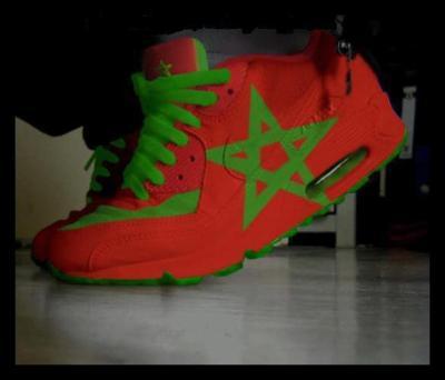 chaussure nike maroc