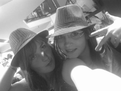 Audrey et moi <3
