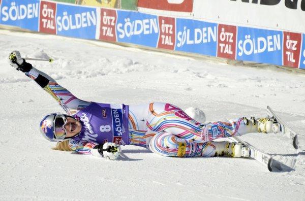 courses notables : Sölden (Autriche), octobre 2012