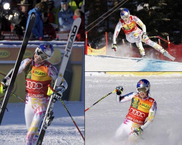 courses notables : Lake Louise (Canada), novembre 2012