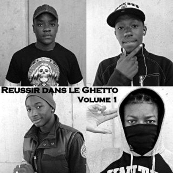 "Net tape Du "" Gang du maiiic"" intiulé Reussir dans le Ghetto Vol.1"