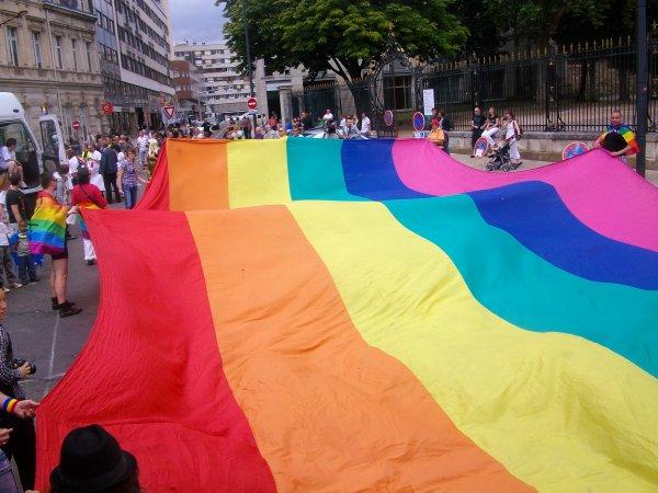 """• """"Je crois que les couples homosexuels méritent les mêmes droits que tous les autres couples de ce pays. """"Barack Obama."""