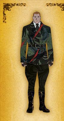 Gankutsuou - Personnages 4