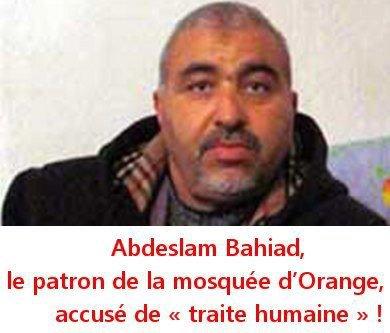 Abdeslam BAHIAD, l'ordure