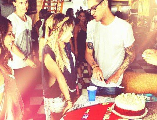 Happy Birthday Ashley