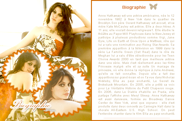 >> article n°2 . Sa Biographie