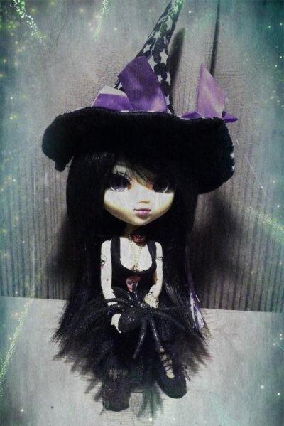 Nexie pour Halloween!