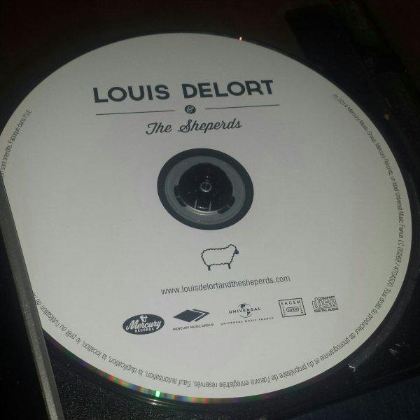 Album Louis Delort & The Sheperd