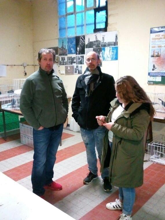 Etef expo partielle de alain , Ludovic et Nicola