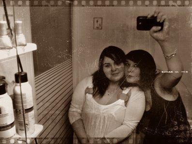 Elle... Tinee, une amie, une vraie amie =)