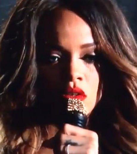 Grammy Awards 2013: Rihanna portait-elle une bague de fiançailles?
