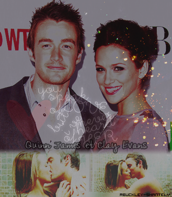 RBuckley-ShantelV Robert et Shantel dans One Tree Hill RBuckley-ShantelV
