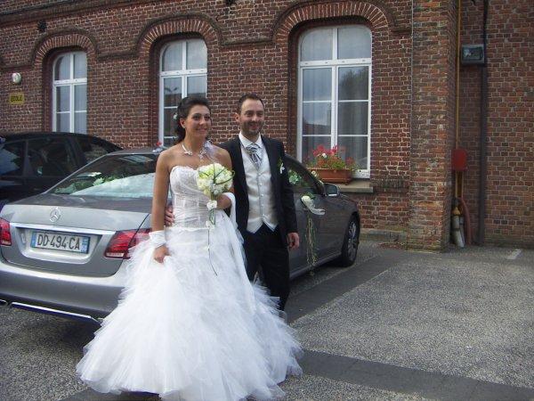 Mariage Aurore et Guillaume 20 septembre 2014