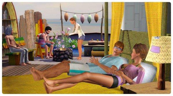 Bienvenue sur FunSims3, un Blog sur les Sims 3 !