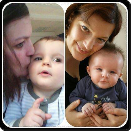 Moi et m fils je t aime