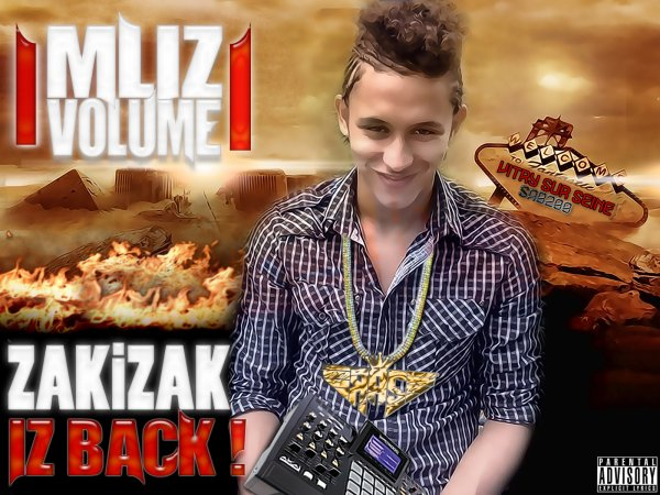 Zakizak izback sorti de la MLIZ vol II