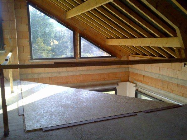 La Mezzanine Du Salon Est Finie Projet Maison