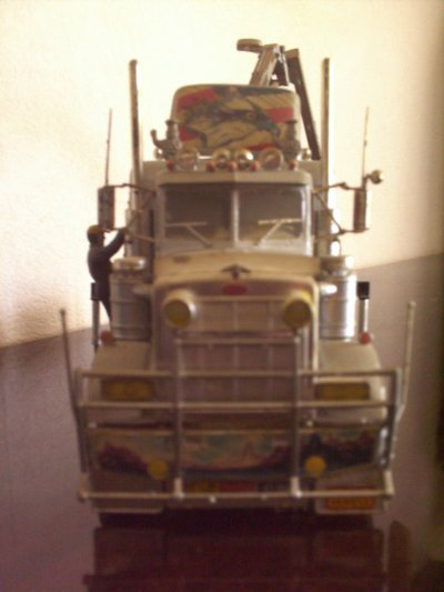 Mon premier camion 1992 Perterbilt Highway Dragon