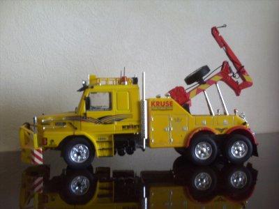 Scania 142 H profil